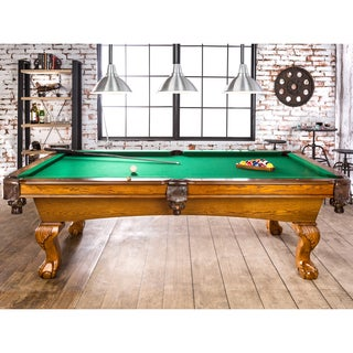 1cheap westport 8 foot antique walnut slate pool table for 1 inch slate pool table