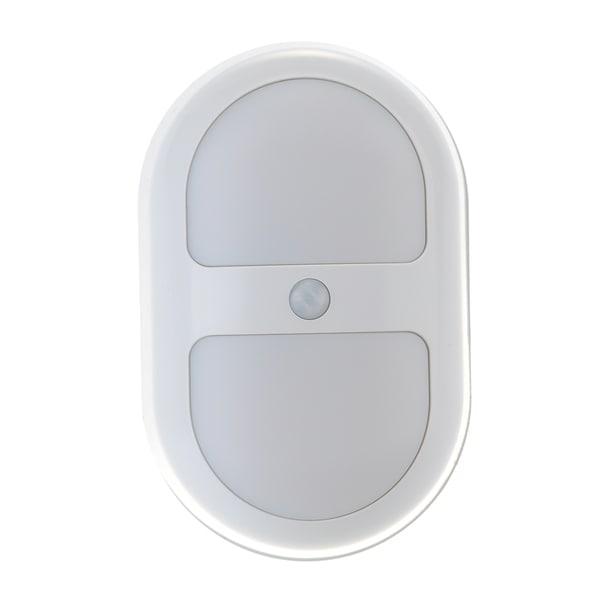 Patuoxun White Stick-on Portable Auto LED Body Motion Sensored Light Inductive Lamp