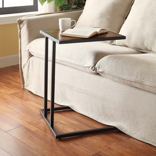 Avery Wood Top Accent Table