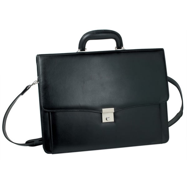 The Elegance Flapover Briefcase