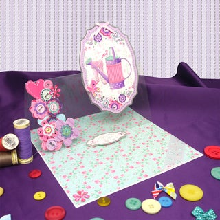 Faberdashery Adorable Scorable Luxury Topper Set A4Love Only Grows