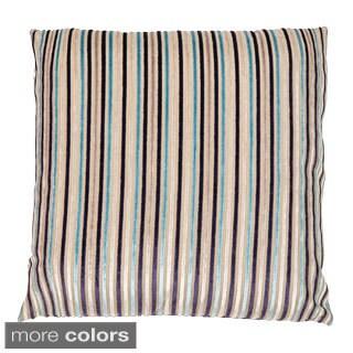 Michael Amini Colburn Decorative 22-inch Accent Pillow