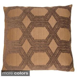 Michael Amini Protocal Decorative 22-inch Accent Pillow