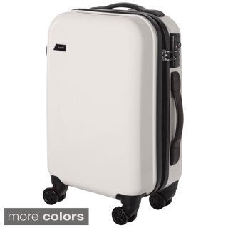 Bugatti Premier Light 20-inch Hardside Carry-on Upright Spinner Suitcase