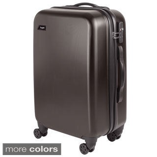 Bugatti Premier 22-inch Opaque Hardside Carry-on Upright Spinner Suitcase