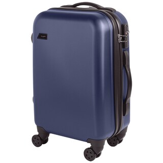 Bugatti Premier 20-inch Opaque Hardside Carry-on Upright Spinner Suitcase
