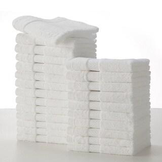 Calcot Supima Cotton Loop Fast Drying Towel 6 Piece Towel
