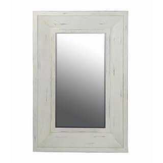 Privilege Wooden Rectangle Mirror