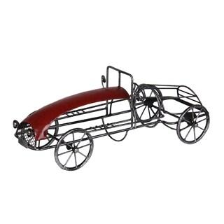 Privilege Red Antique Car