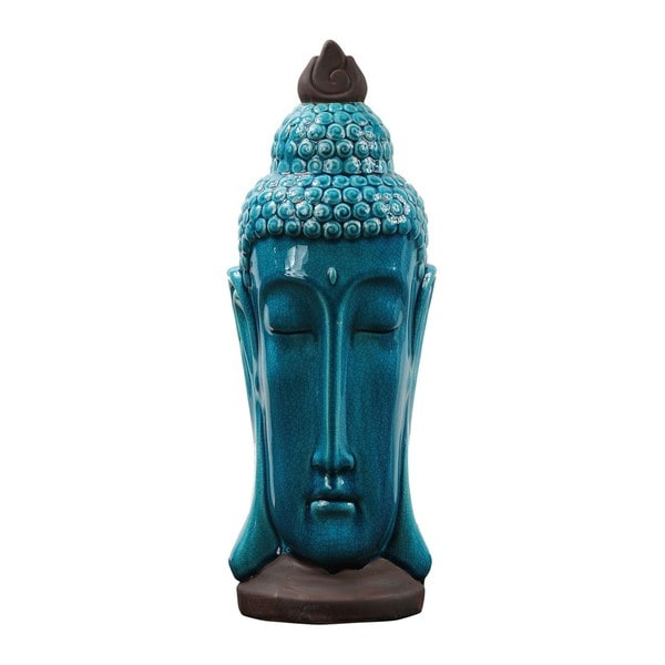 Privilege Blue Large Buddah Head