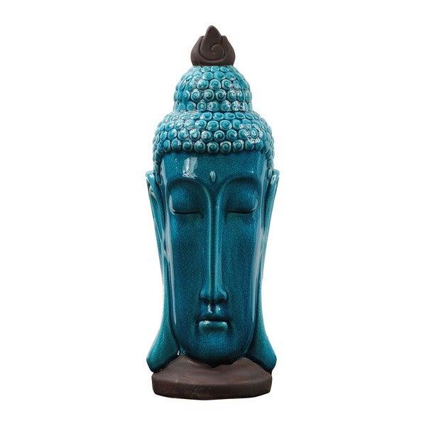 Privilege Blue Large Buddah Head