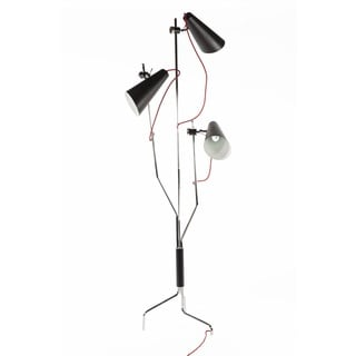 Strande 3-light Floor Lamp