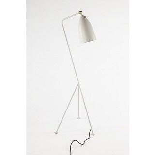 Hans Andersen Home Grasshopper White Floor Lamp