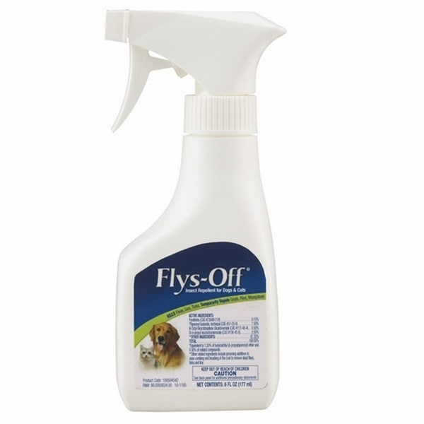 FARNAM Flys-Off 6-ounce Insect Repellent Spray
