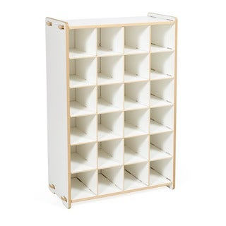 Sprout Children's Shoe Cubby Shelf
