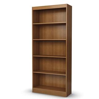South Shore Morgan Cherry Axess 5-shelf Bookcase