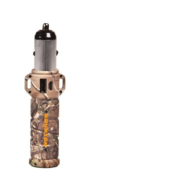Brunton Torpedo 2600 mAh 2x Charge Real Tree Xtra Camo