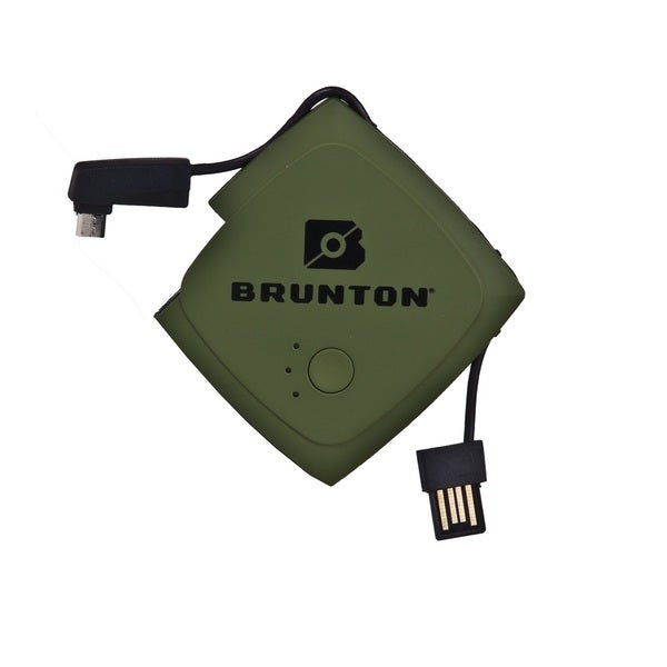 Brunton Pulse 1500 mAh 1x Charge Outdoor Green