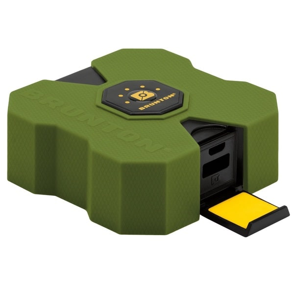 Brunton Revolt XL 9000 mAh 6x Charge Outdoor Green