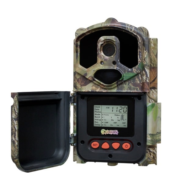 Eyecon Trail Cameras Black Widow
