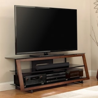 Bell'O AVSC4260 60-inch Medium Espresso TV Stand for TVs up to 65 inches