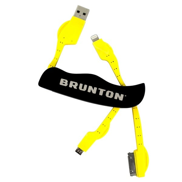Brunton Power Knife Multi Charger-USB Micro-IPHONE Tips