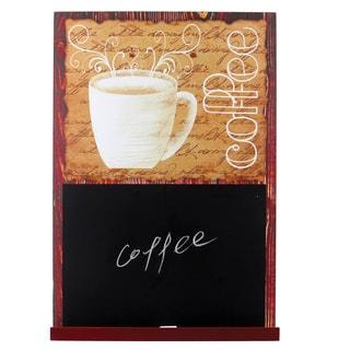 Hanging Cafe-style Wood Chalkboard