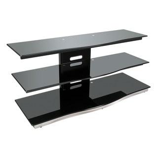 Bell'O Metal and Glass Av Table