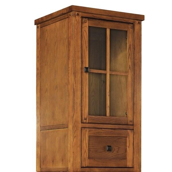 Dakota Universal Storage Top in Premium Oak 15482127