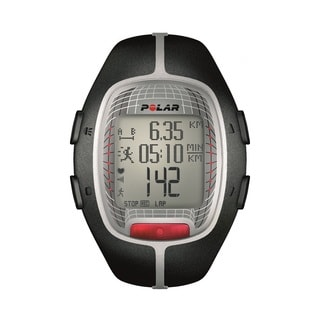 Polar RS300X Heart Rate Monitor Watch Black