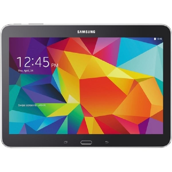 Samsung Galaxy Tab 4 10.1-inch 16GB Wi-Fi Tablet (Black)