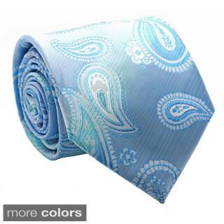 Ferrecci Mens Premium Paisley Neckties