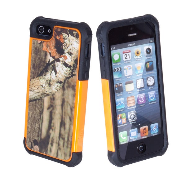 Fuse Heavy Duty Mossy Oak Phone Case for Apple iPhone 5/ 5S