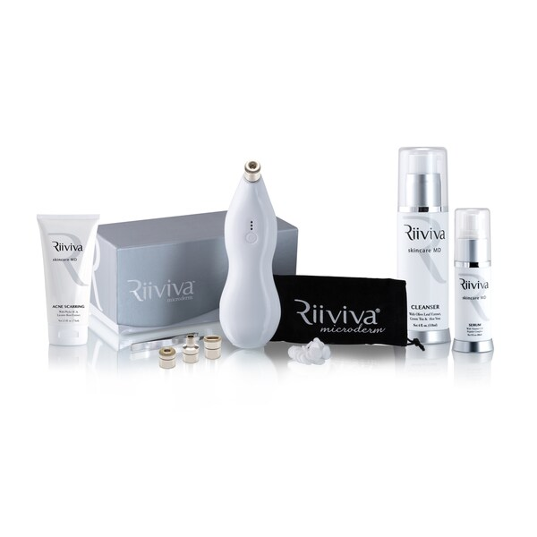 Riiviva Microdermabrasion Loaded Facelift Kit