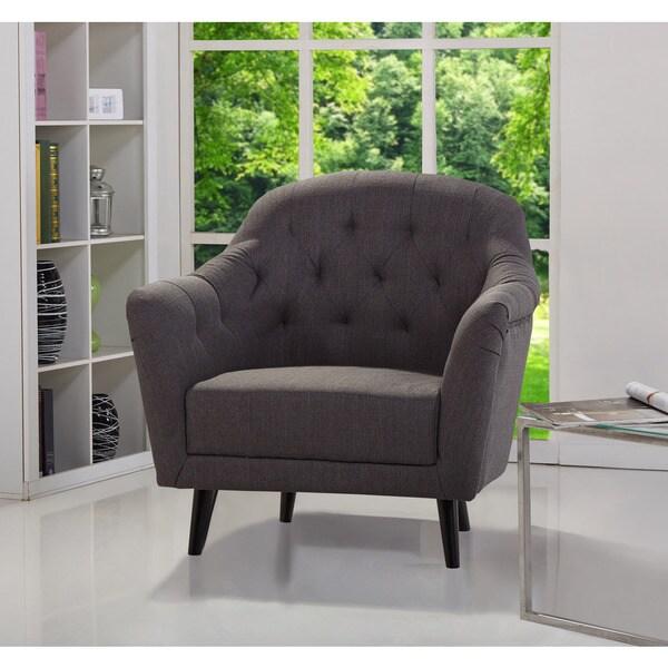 Aurora Grey Arm Chair