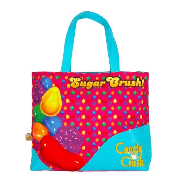 Candy Crush Sugar Crush Tote Bag