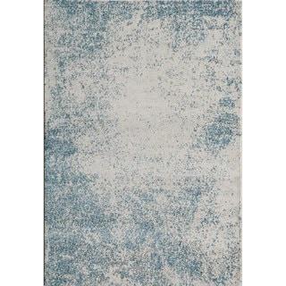 """Studio Blue Mist Power-Loomed Rug (7'10""""x9'10"""")"""