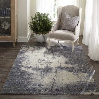 "Studio Grey Haze Power-Loomed Rug (5'3""x7'6"")"