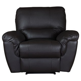 LYKE Home Ramos Brown Reclining Chair