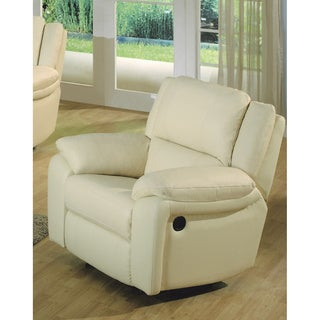 LYKE Home Baxton Ivory Chair