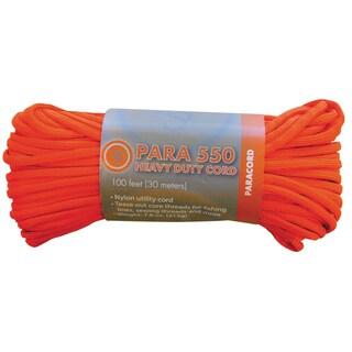 Ultimate Survival Technologies Para 550 100' Hank Orange