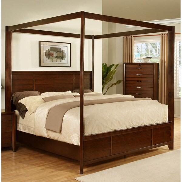 LYKE Home Lana Post Bed