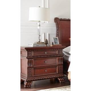 LYKE Home Bae 3-drawer Night Stand