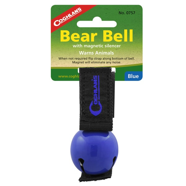 Coghlans Bear Bell Magnetic Blue
