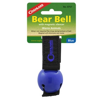Coghlans Bear Bell Magnetic Blue