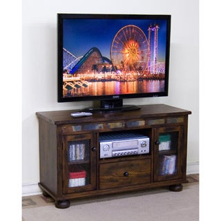 Sunny Designs Oxford Tv Console w/ Game Drawer