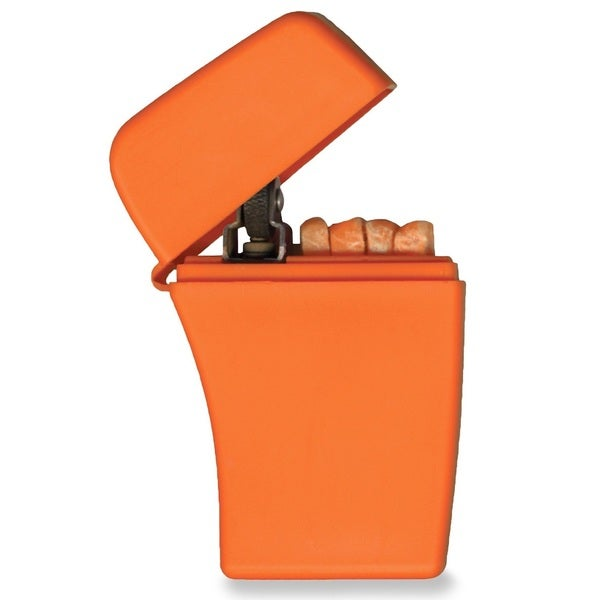 Zippo Emergency Fire Starter, Orange