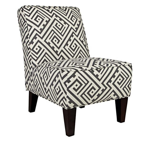 Better Living Madigan Grey Maze Armless Chair