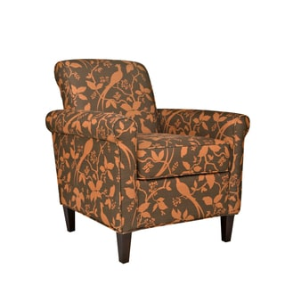 Better Living Hyde Brown Bird Branch Arm Chair