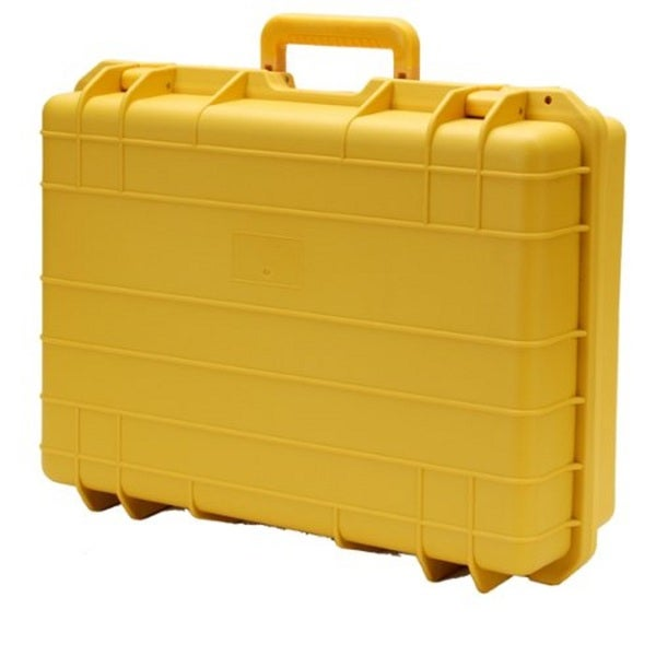 International Cape Buffalo Molded Utility Case Yellow